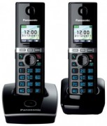 Радиотелефон Panasonic KX-TG8052RUB